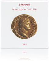 Danish coin set - subscription product