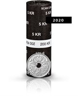 5-krone - 2020 - Uncirculated coin (roll of 40 pcs)