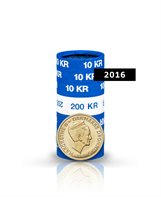 10-krone - 2016 - Uncirculated coin (roll of 20 pcs)