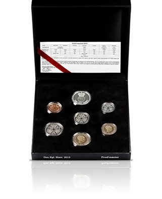 Coin Set 2013 - Proof version