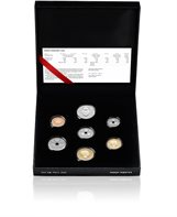 Coin Set 2016 - Proof version