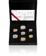Coin Set 2015 - Proof version